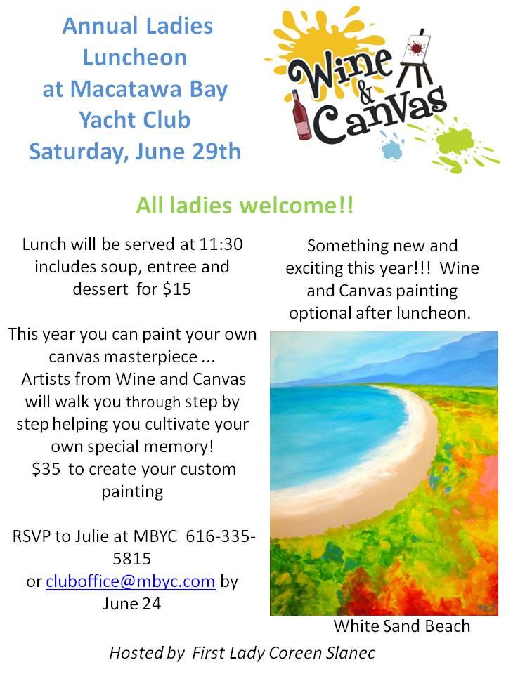 Macatawa Ladies Luncheon